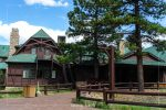 Bryce Canyon Lodge in Bryce Canyon National Park in Utah