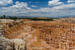Inspiration Point in Bryce Canyon National Park in Utah