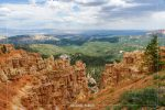 Ponderosa Point in Bryce Canyon National Park in Utah