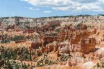 Sunrise Point in Bryce Canyon National Park in Utah
