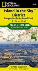 Canyonlands Island in the Sky District Trails Illustrated Map