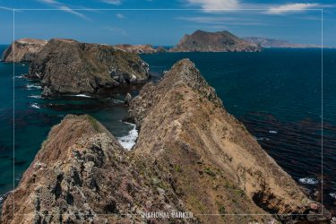 Inspiration Point in Channel Islands National Park in California