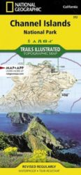 Channel Islands Trails Illustrated Map