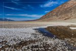 Badwater Basin in Death Valley National Park in California