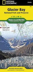 Glacier Bay Trails Illustrated Map