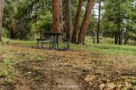 Buggeln Picnic Area in Grand Canyon National Park in Arizona