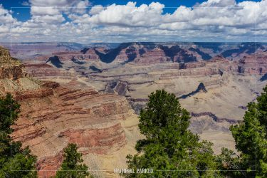 Hermit's Rest in Grand Canyon National Park in Arizona