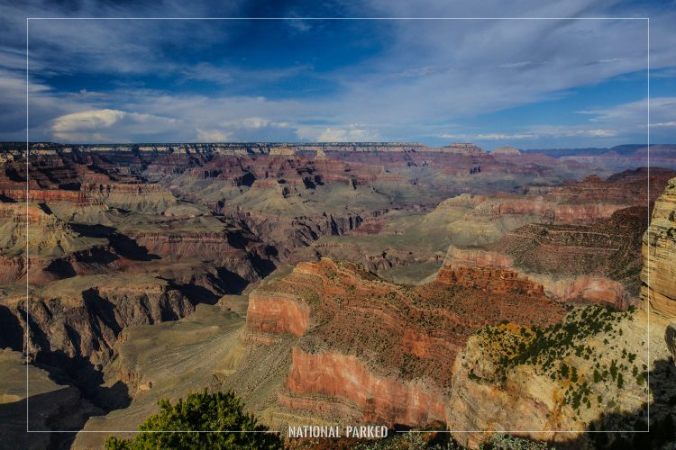 Hopi Point in Grand Canyon National Park in Arizona