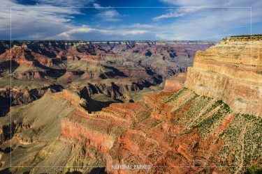 Mohave Point in Grand Canyon National Park in Arizona
