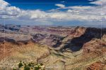 Navajo Point in Grand Canyon National Park in Arizona