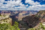 Trailview Overlook in Grand Canyon National Park in Arizona