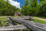John Oliver Cabin in Great Smoky Mountains National Park in Tennessee