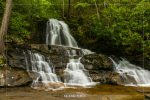 Laurel Falls in Great Smoky Mountains National Park in Tennessee