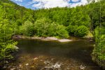 Townsend Wye in Great Smoky Mountains National Park in Tennessee