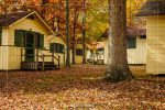Woodland Cottages in Mammoth Cave National Park in Kentucky