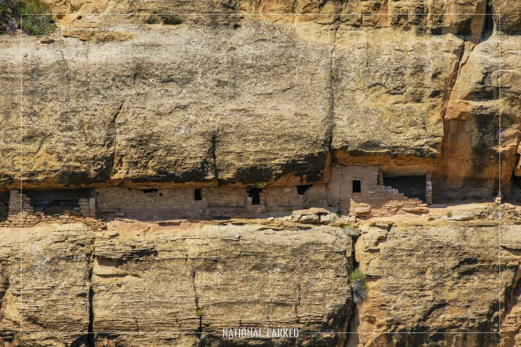 House of Many Windows in Mesa Verde National Park in Colorado