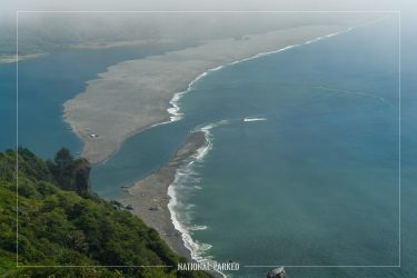 Klamath Mouth Overlook (Requa) in Redwood National Park in California