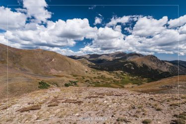 Lava Cliffs Overlook in Rocky Mountain National Park in Colorado