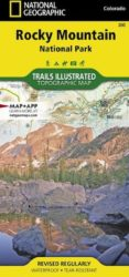 Rocky Mountain Trails Illustrated Map