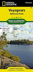 Voyageurs Trails Illustrated Map