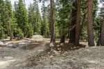 Porcupine Creek Trailhead in Yosemite National Park in California