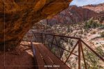 Canyon Overlook Trail in Zion National Park in Utah