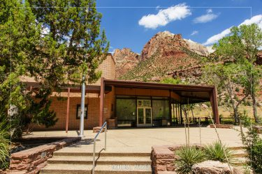 Zion Human History Museum in Zion National Park in Utah