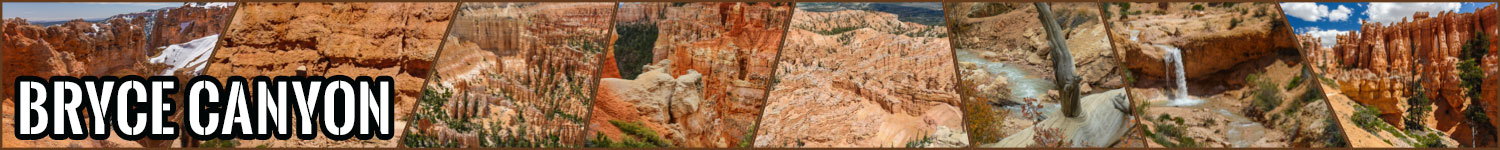 Bryce Canyon header image
