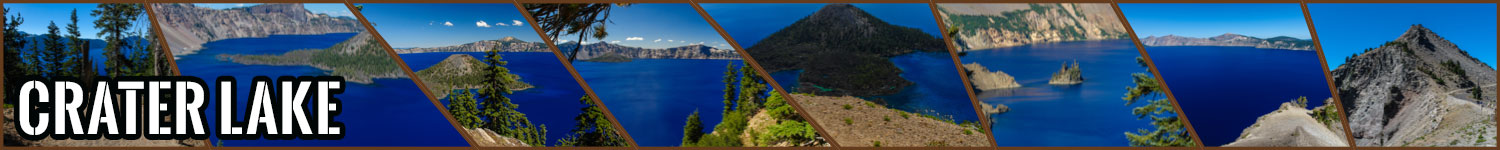 Crater Lake header image