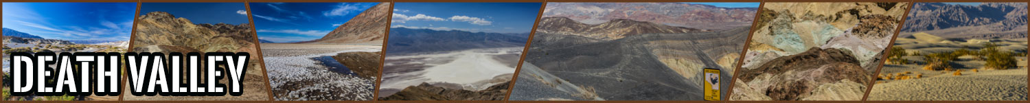Death Valley header image