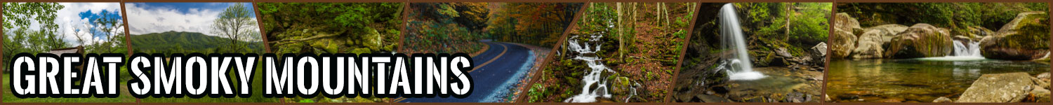Great Smoky Mountains header image