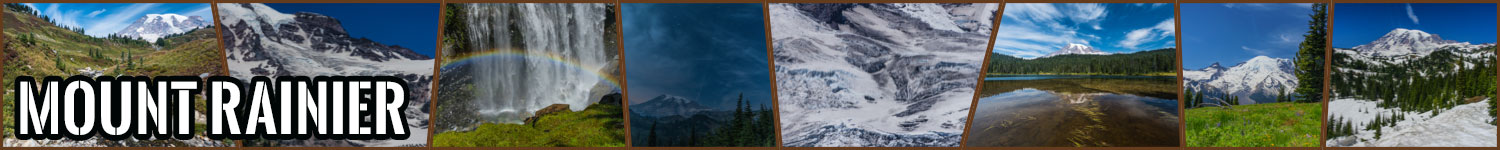 Mount Rainier header image